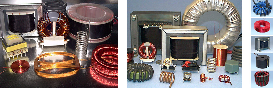 Group of inductors